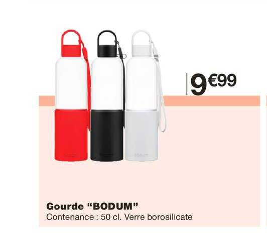 Monoprix Gourde Bodum