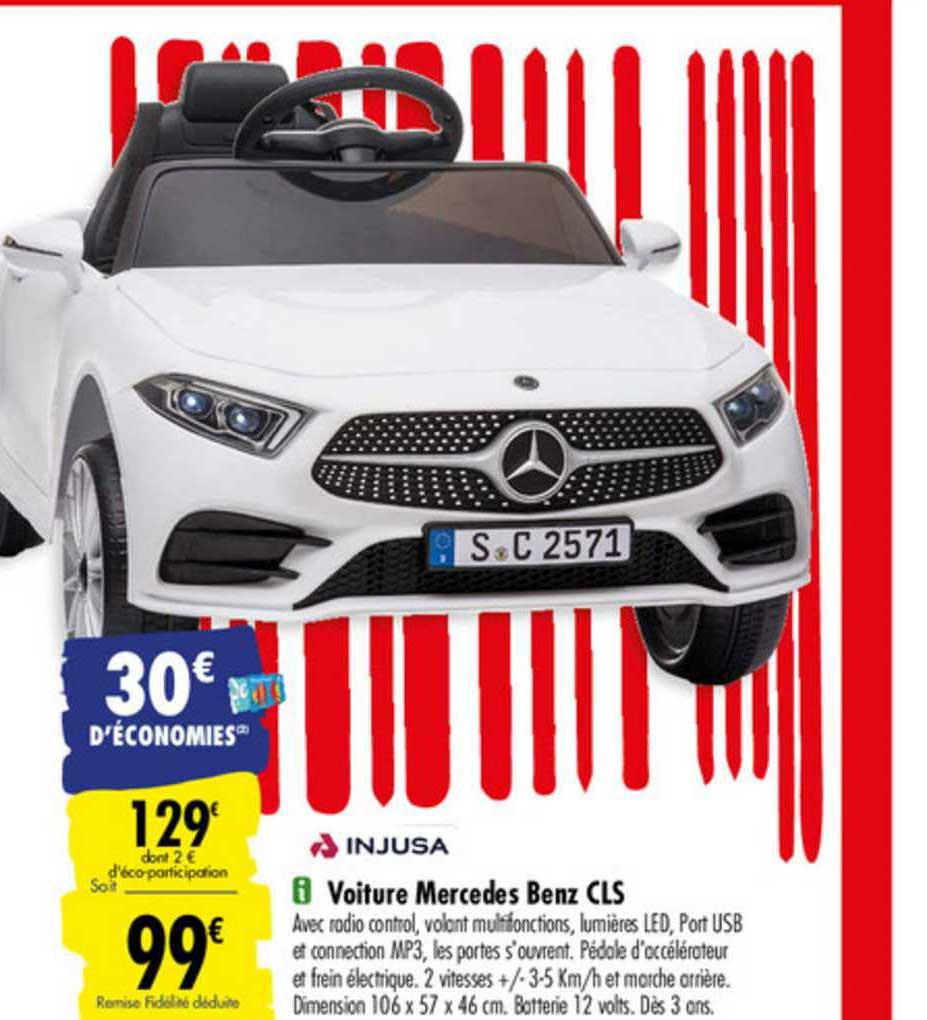 Carrefour Market Voiture Mercedes Benz Cls Injusa