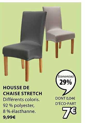 JYSK Housse De Chaise Stretch