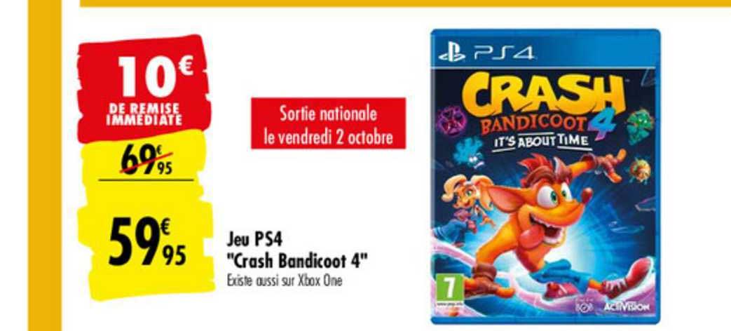 Carrefour Jeu Ps4