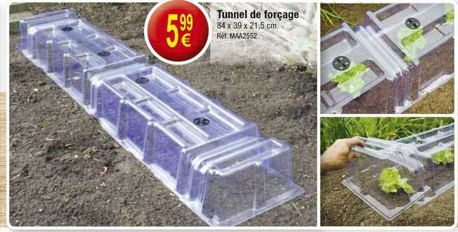 KANDY Tunnel De Forçage