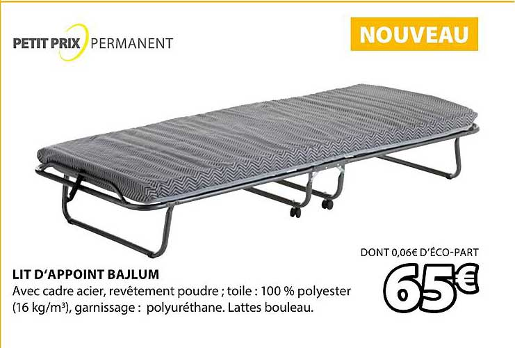 JYSK Lit D'appoint Bajlum