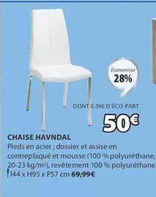 JYSK Chaise Havndal