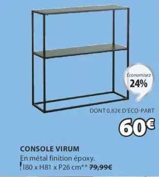 JYSK Console Virum