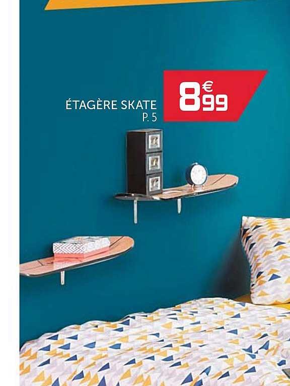 GiFi étagère Skate