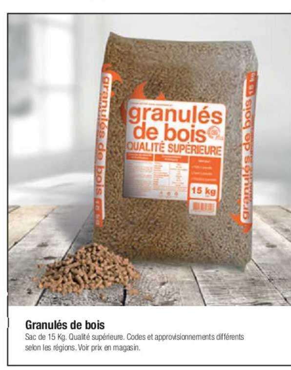 Bricorama Granulés De Bois