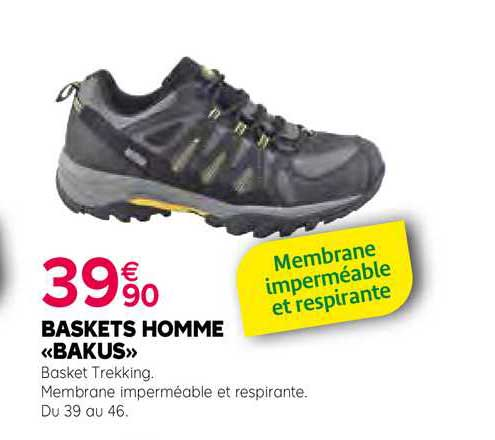 Kiriel Baskets Homme «bakus»