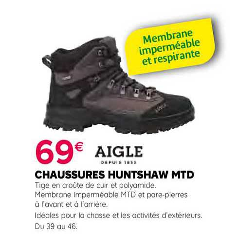 Kiriel Chaussures Huntshaw Mtd