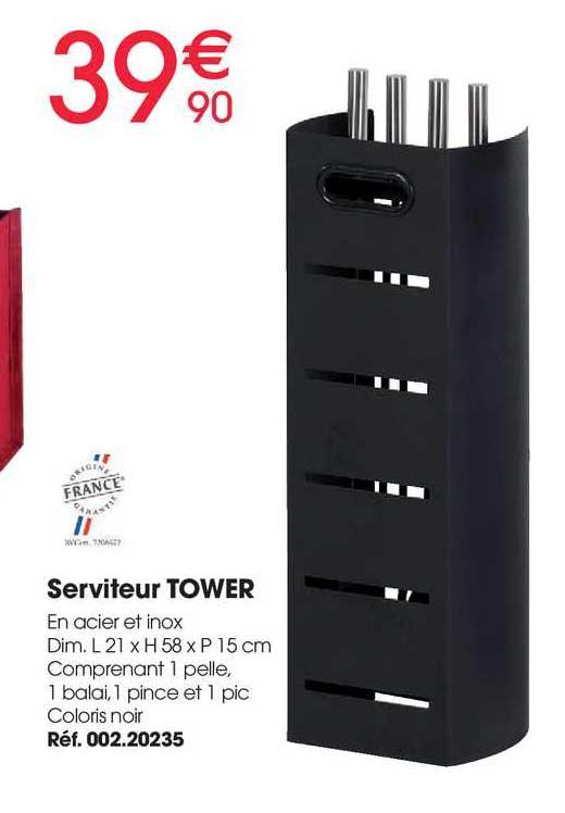 Brico Pro Serviteur Tower