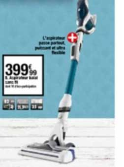 Offre Aspirateur Balai Sans Fil Readyy Y Serie 22 Bchf216s