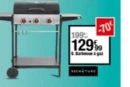Offre Barbecue à Gaz 4 Feux New Dakota chez Bricorama
