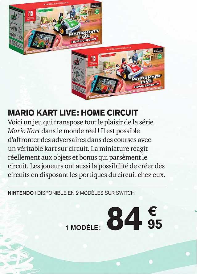 Carrefour Mario Kart Live : Home Circuit