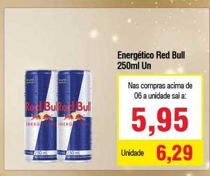 Spani Atacadista Energético Red Bull