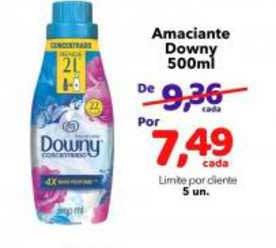 Lopes Supermercados Amaciante Downy