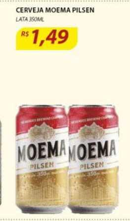Assaí Atacadista Cerveja Moema Pilsen