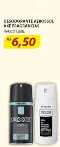Assaí Atacadista Desodorante Aerossol Axe Fragrancias
