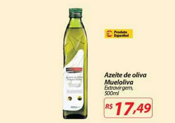 Mercadorama Azeite De Oliva Mueloliva