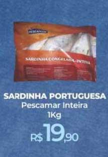 Peg Pese Sardinha Portuguesa Pescamar Inteira