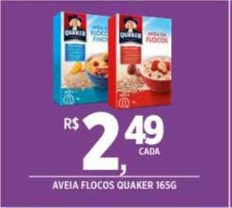DB Supermercados Aveia Flocos Quaker