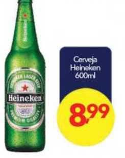 Lopes Supermercados Cerveja Heineken