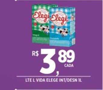 DB Supermercados Lte L Vida Elege Int Desn