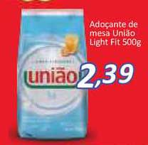 Supermercados Savegnago Adoçante De Mesa União Light Fit