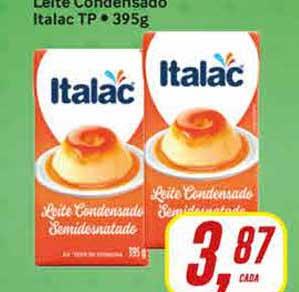 Rede Supermarket Leite Condensado Italac