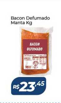 Atakarejo Bacon Defumado Manta