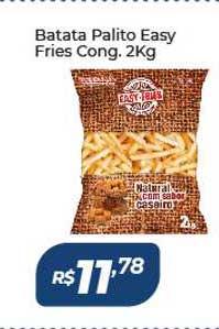 Atakarejo Batata Palito Easy Fries Cong.