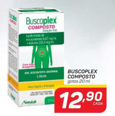 GBarbosa Buscoplex Composto