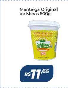 Atakarejo Manteiga Original De Minas