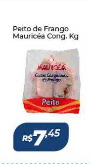 Atakarejo Peito De Frango Mauricéa Cong.