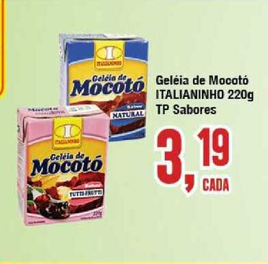 Rede Economia Geléia De Mocotó Italianinho 220g