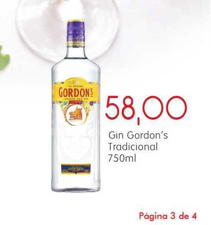 Epa Gin Gordon's Tradicional