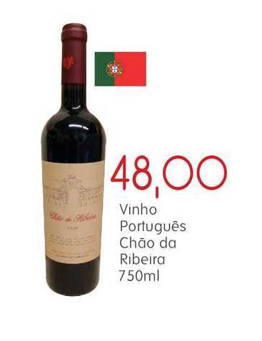 Epa Vinho Português Chão Da Ribeira