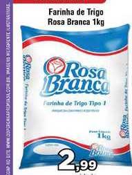 Copercana Farinha De Trigo Rosa Branca