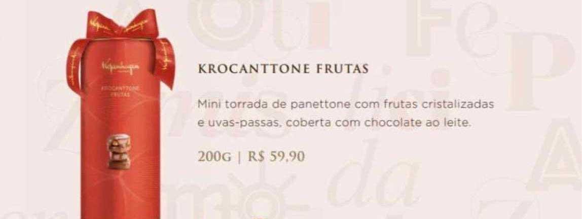 Kopenhagen Krocanttone Frutas