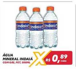 Maxxi Atacado água Mineral Indaiá