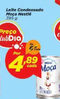 Supermercado Dia Leit Condensado Moça Nestlé