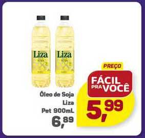 Supermercados São Vicente óleo De Soja Liza