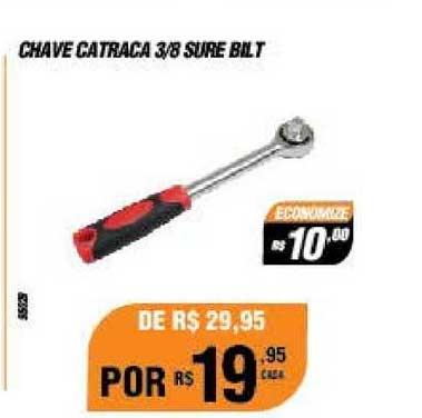 AutoZone Chave Catraca 3 8 Sure Bilt