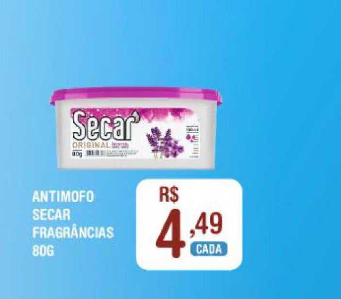 Extrabom Supermercados Antimofo Secar Frangrâncias