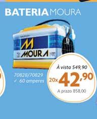 Benoit Bateria Moura