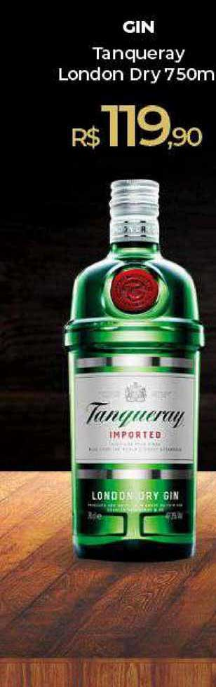 Peg Pese Gin Tanqueray London Dry