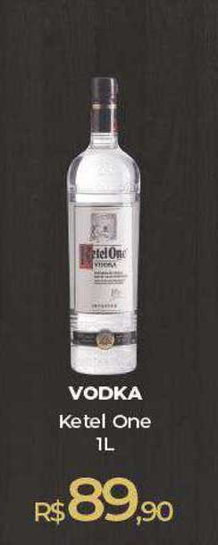 Peg Pese Vodka Ketel One