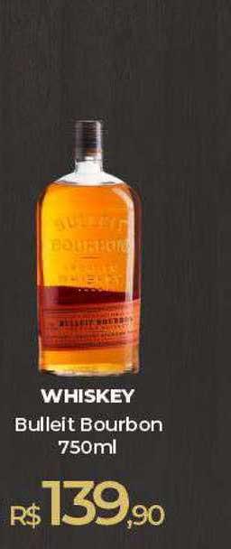 Peg Pese Whisky Bulleit Bourbon