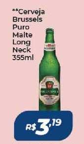 Atakarejo Cerveja Brussels Puro Malte Long Neck