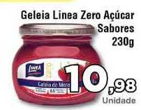 Copercana Geleia Linea Zero Açúcar Sabores