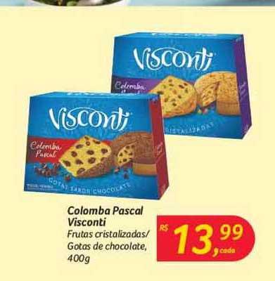 Hipermercado Big Colomba Pascal Visconti