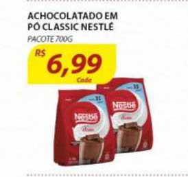 Assaí Atacadista Achocolatado Em Pó Classic Nestlé